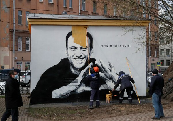 Another blow to Navalny