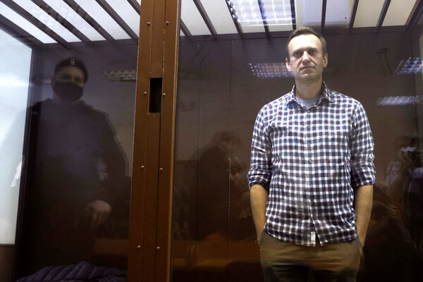 Alexei Navalny's doctors say he is close to death