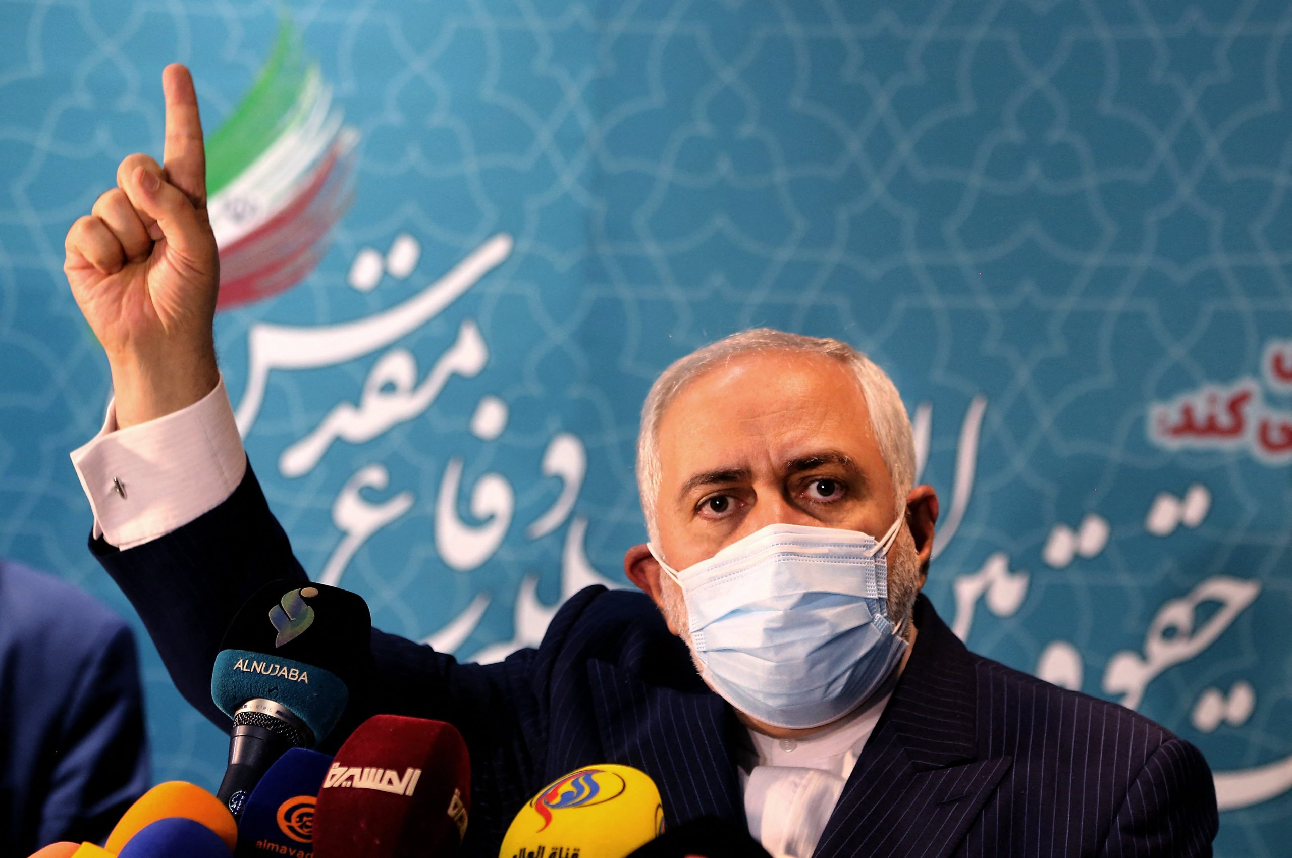 Iran's Zarif asks for 'forgiveness' from Soleimani family