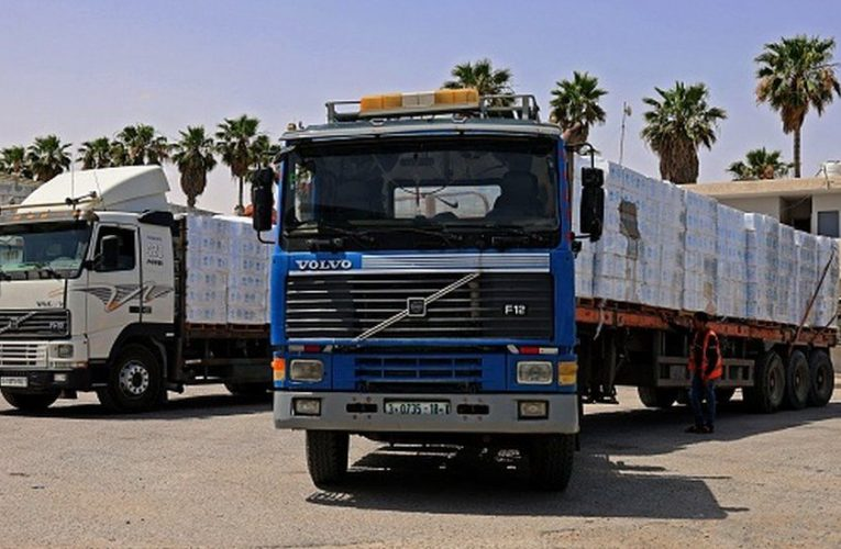 Aid arrives in Gaza as ceasefire holds