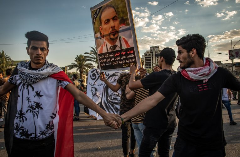 Will killers of Iraq's activists finally face justice?