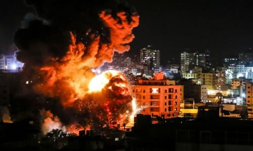 Arab World Condemns Israeli Violence but Takes Little Action