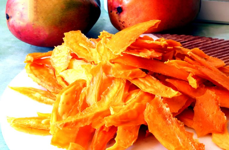 Is Dried Mango Good for you ? See it's benefits