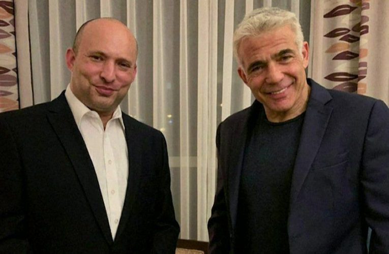 Israel opposition parties agree to form new unity government