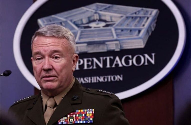 US general warns of Iran, China and Russia in Middle East