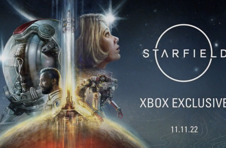 """""""Starfield"""" is Microsoft's blockbuster Xbox game for 2022"""