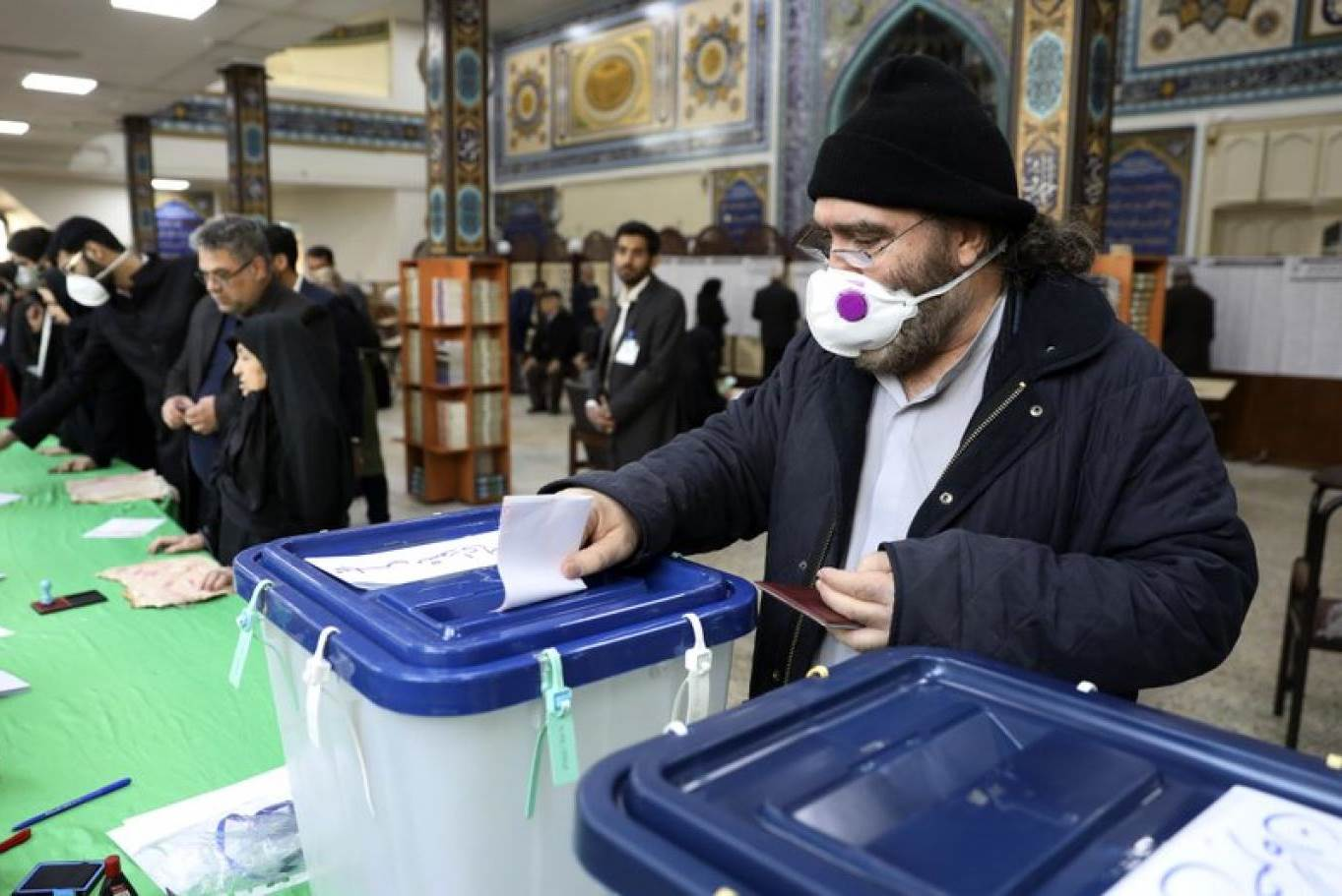 Iran election race narrows but fears persist of low turnout