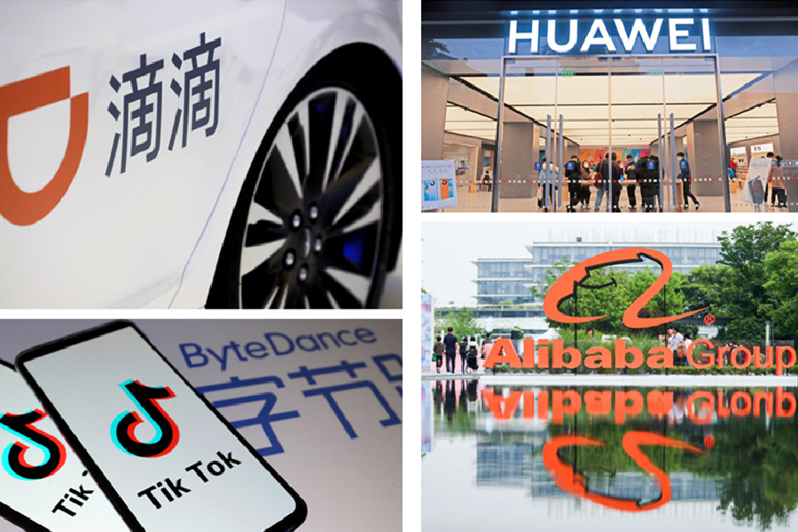 Top 9 most influential private Chinese companies