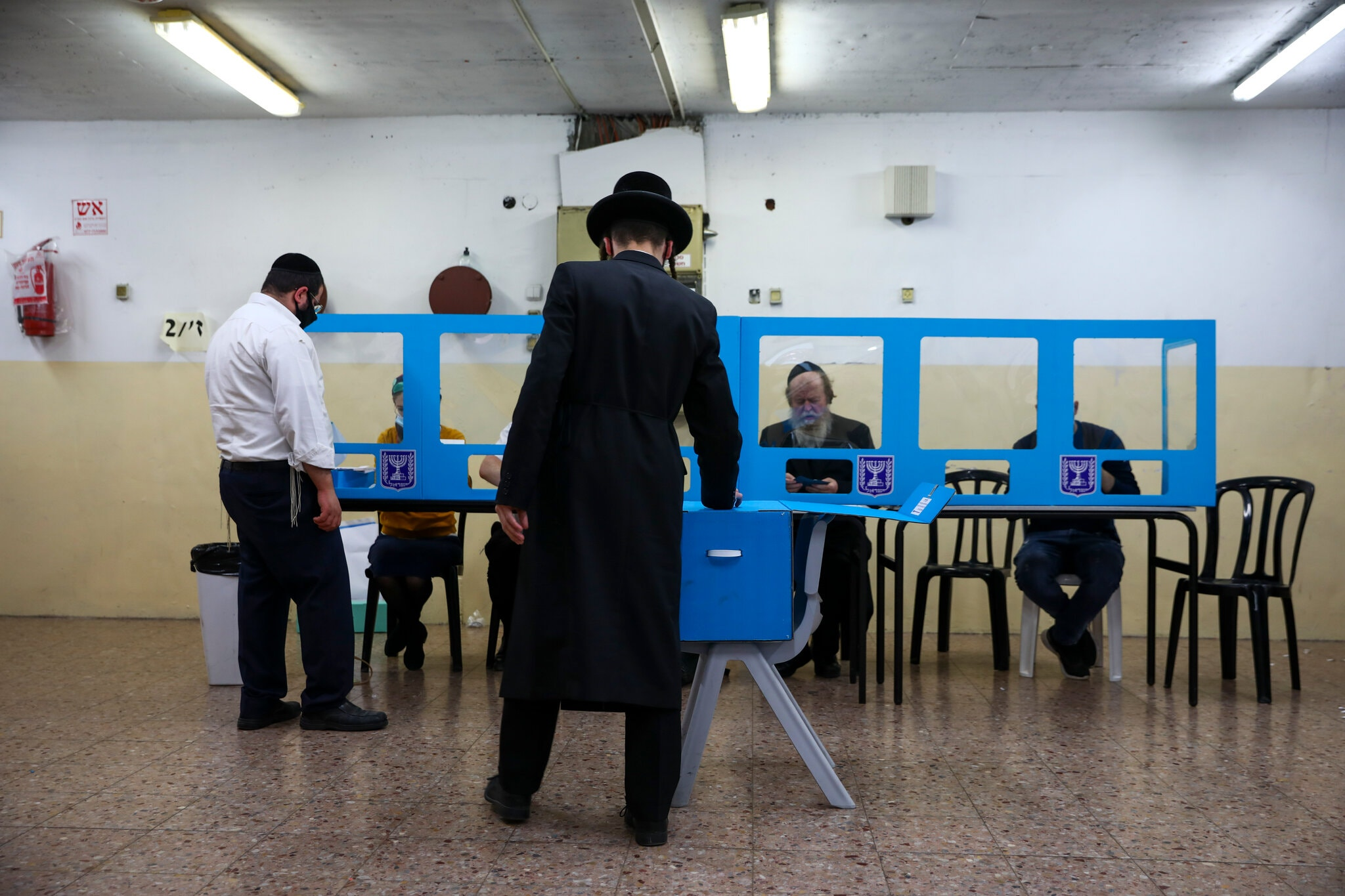 Fears over Israel's Coalition : Ultra-Orthodox face a fall from power