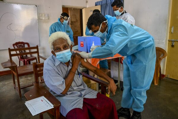 South Asia scrambles for vaccines