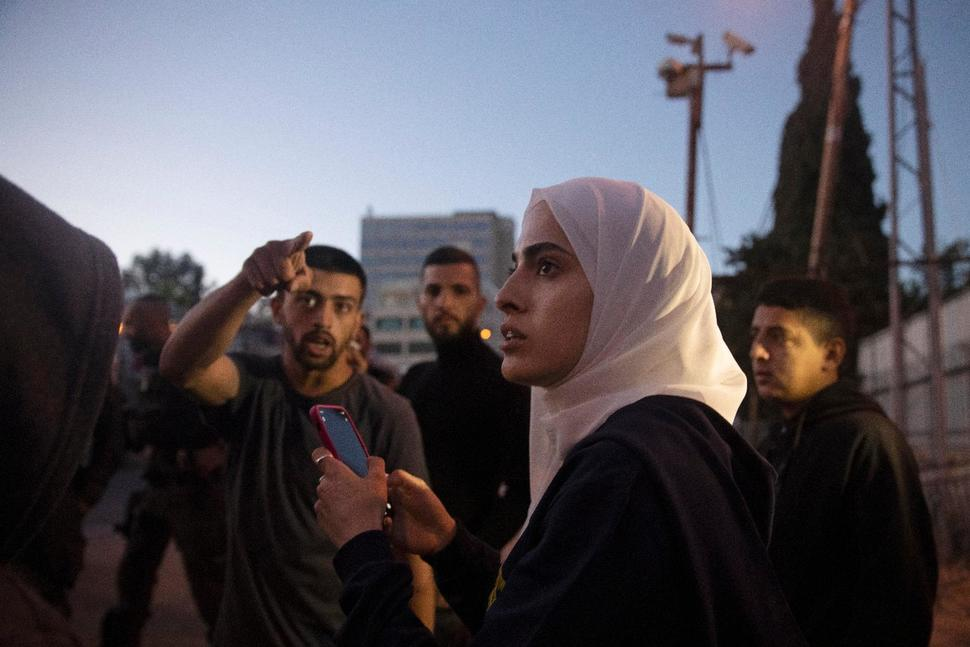 Pair of Jerusalem activists freed after detention by Israel