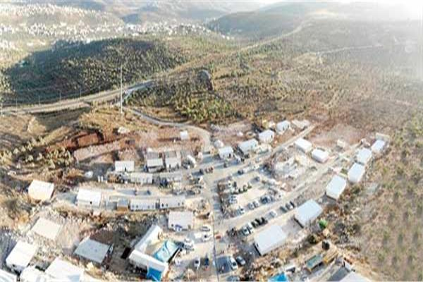 """""""Avitar Outpost""""to build continuity of settlements with Jordan Valley"""