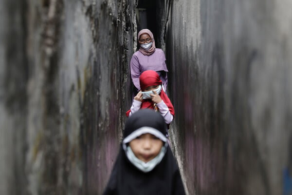 Child deaths in Indonesia