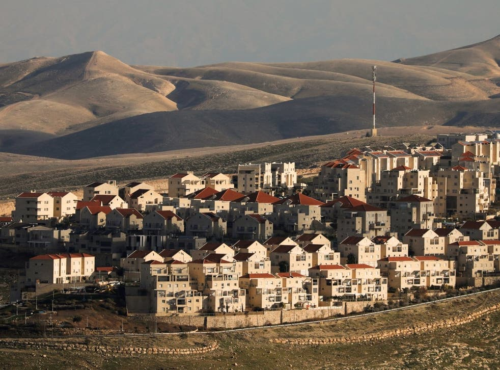 The American Administration has not demanded Israel to freeze construction in settlements yet