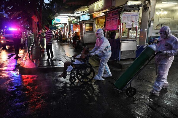 Outbreaks surge across Asia