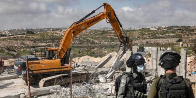 The Israeli Government Consent to allow the Palestinian build in C Areas is a big lie