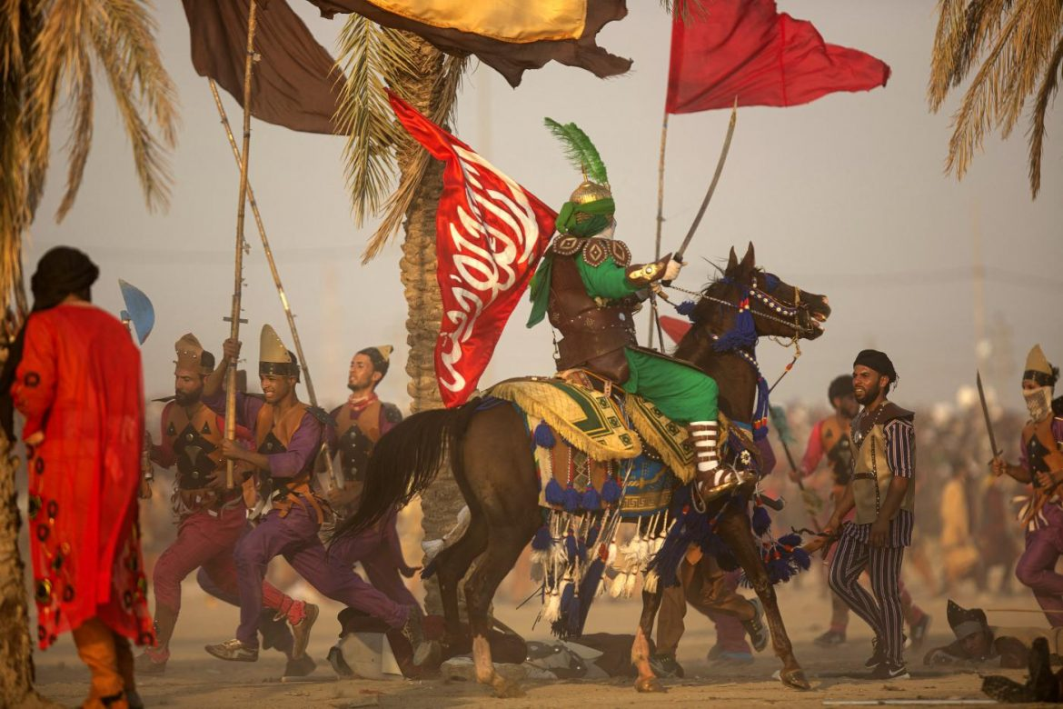 What is Ashura and how do Shia and Sunni Muslims observe it?