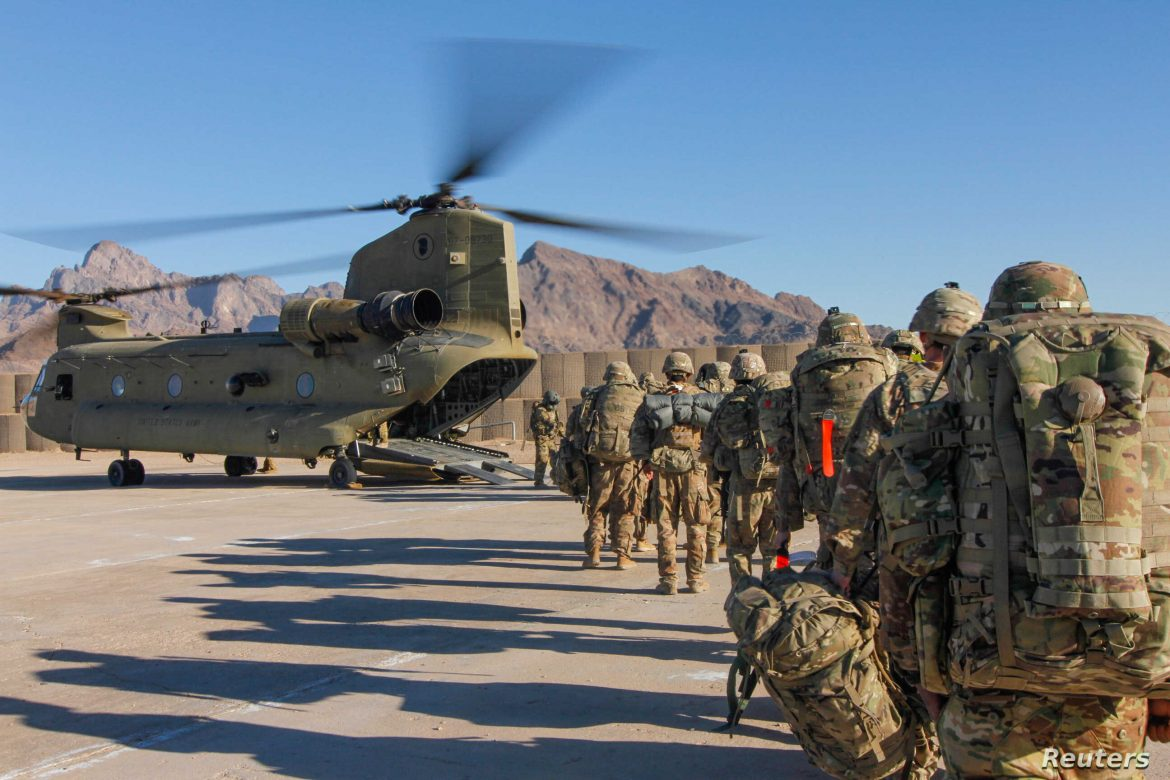 The Regional and international implications of the US withdrawal from Afghanistan