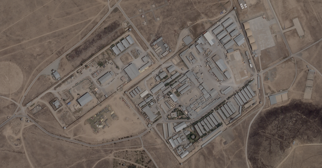 Covert evacuation and planned demolition: how the CIA left its last base in Afghanistan
