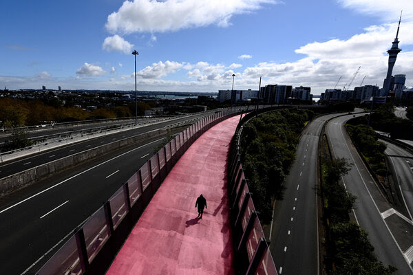 New Zealand changes course on Covid strategy