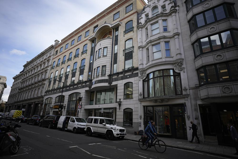 'Pandora papers' show London is a key hub for tax avoidance